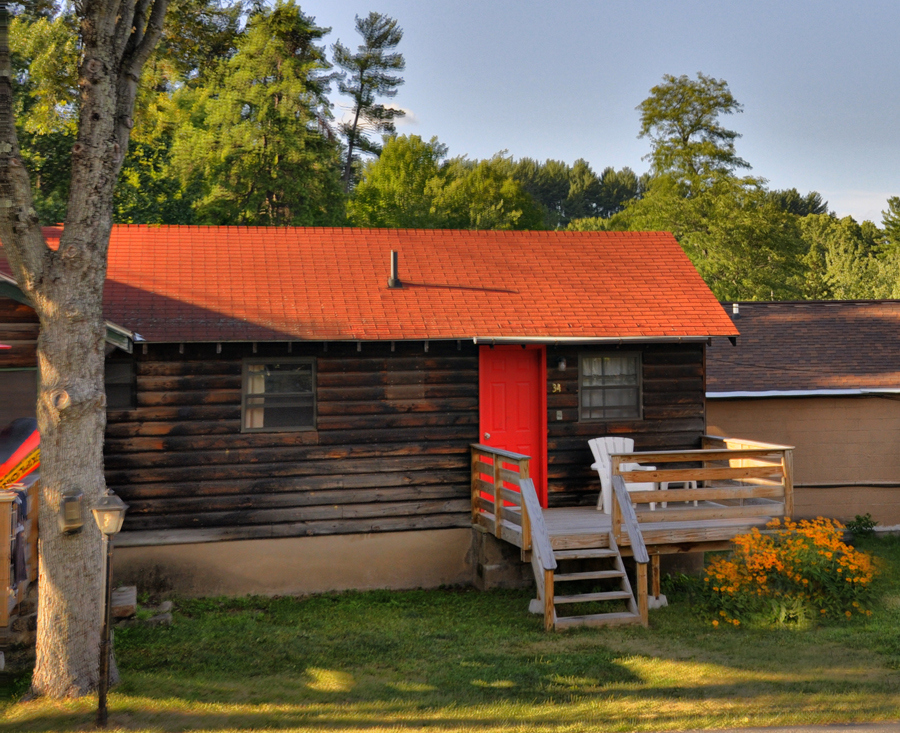 Adirondack Log Cabins O 39 Sullivan 39 S On The Lake Motel